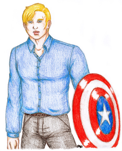 Steve Rogers - No Time to Change